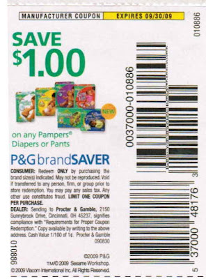 PRINTABLE COUPONS PAMPERS SWADDLERS