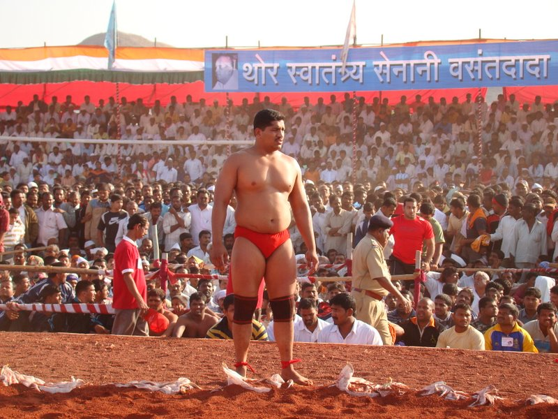 KUSHTI कुश्ती - Traditional Indian Wrestling