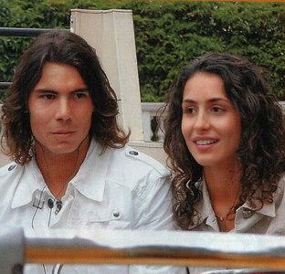 Rafael Nadal Girlfriend Rafael Nadal And Girlfriend Pictures