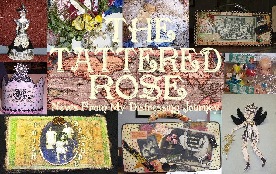 The Tattered Rose