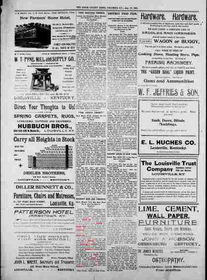TaxingTennessee: Search US Newspapers 1900-1910