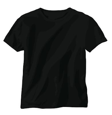 full size t shirt template - 25 template t shirt gratis untuk preview desain kaos