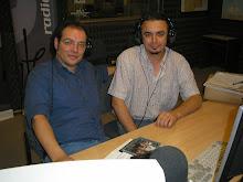 Oscar Reina y Miguel García Urbani