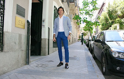 Guapologia Hombres Street Style Desde Madrid