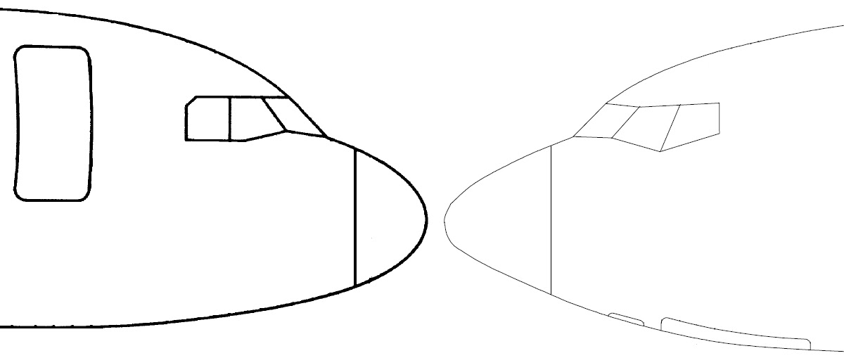 delta airlines coloring pages   The Flying Engineer: The Airbus A320 family vs the Boeing ...