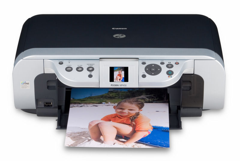 How to reset Canon MP450 printer | PC Mediks