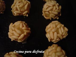 receta PANELLETS