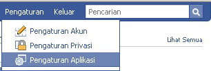 tips dan trick facebook