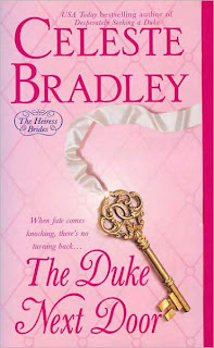The Duke Next Door by Celeste Bradley