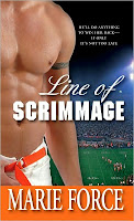 Review: Line of Scrimmage by Marie Force