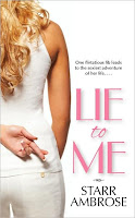 Review: Lie to Me by Starr Ambrose