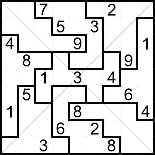 Sudoku Diagonal