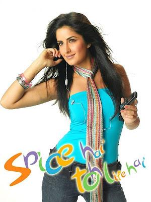Katrina Kaif Photoshoot For Spice