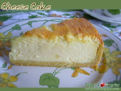 Selby S Food Corner Cheese Cake With Ruf Kasekuchen Hilfe