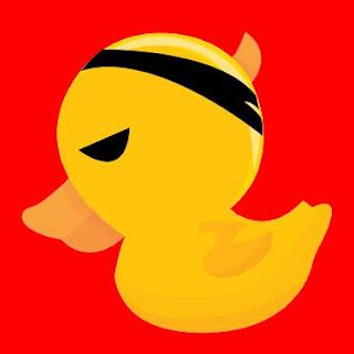 A Duck A Day Ninja Ducky