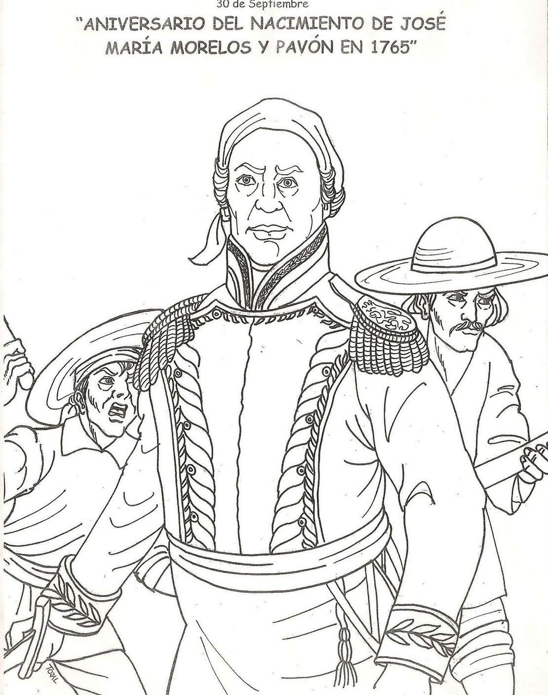 Materiales Primaria Blog José María Morelos Y Pavón 1765