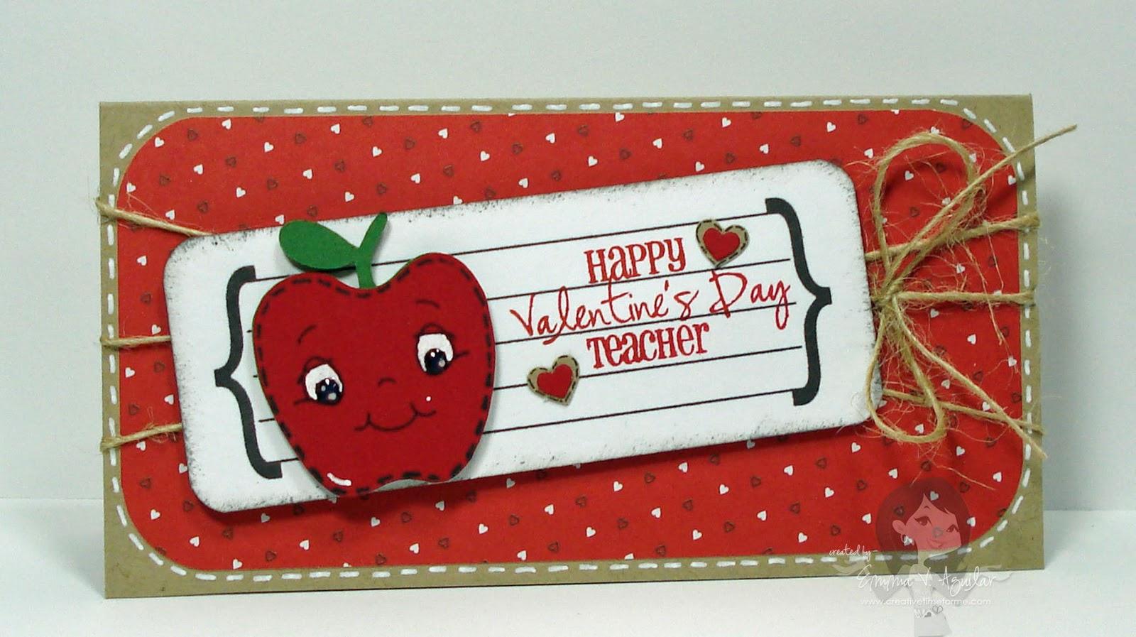 my creative time happy valentine's day teacher