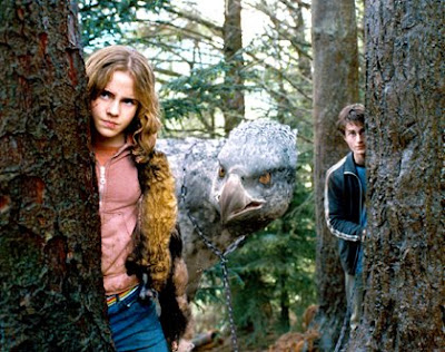 Emma Watson In Harry Potter 3. (L-r) EMMA WATSON as Hermione