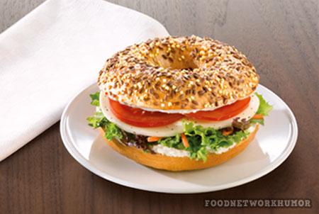 McDonald's® Breakfast Bagel Sandwiches®