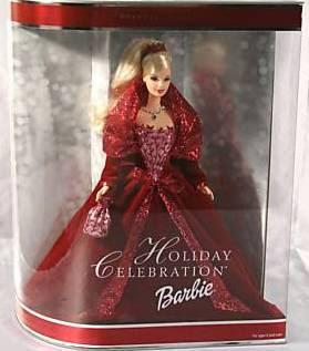 2009 Holiday Barbie