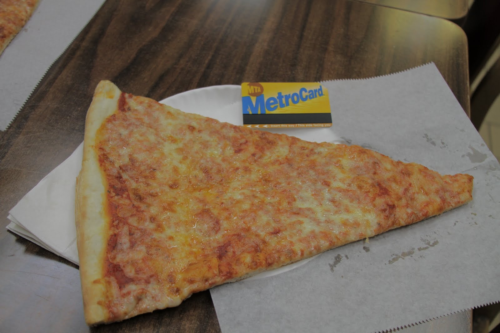 5 Biggest Pizza Slices In America
