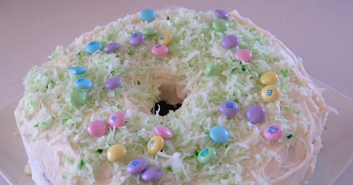 Coconut Flour Carrott Cake Recipe
