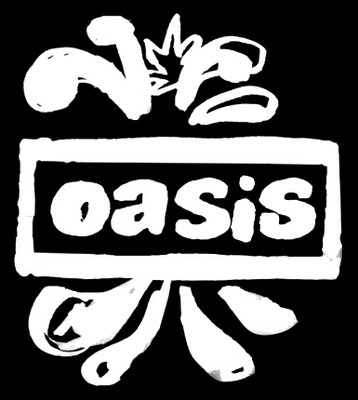 Limited Edition Oasis Prints & New Classic Logo T-Shirts ... Oasis Band Logo