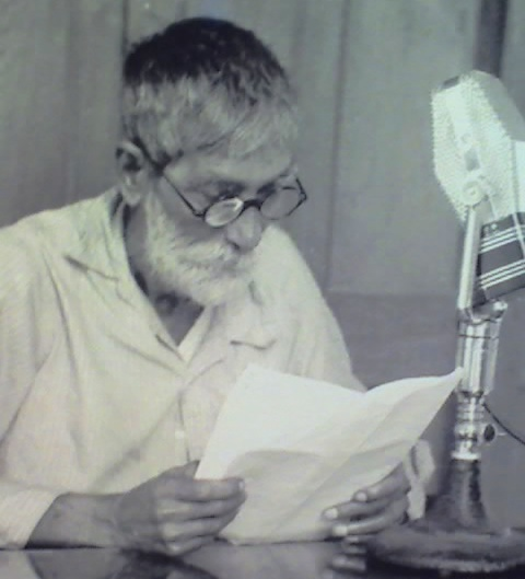 Scientist Prafulla Chandra Roy