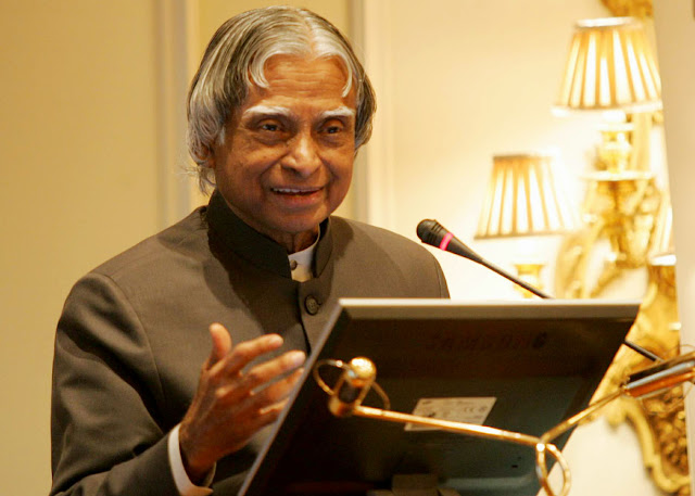 Scientist Dr. Abdul Kalam