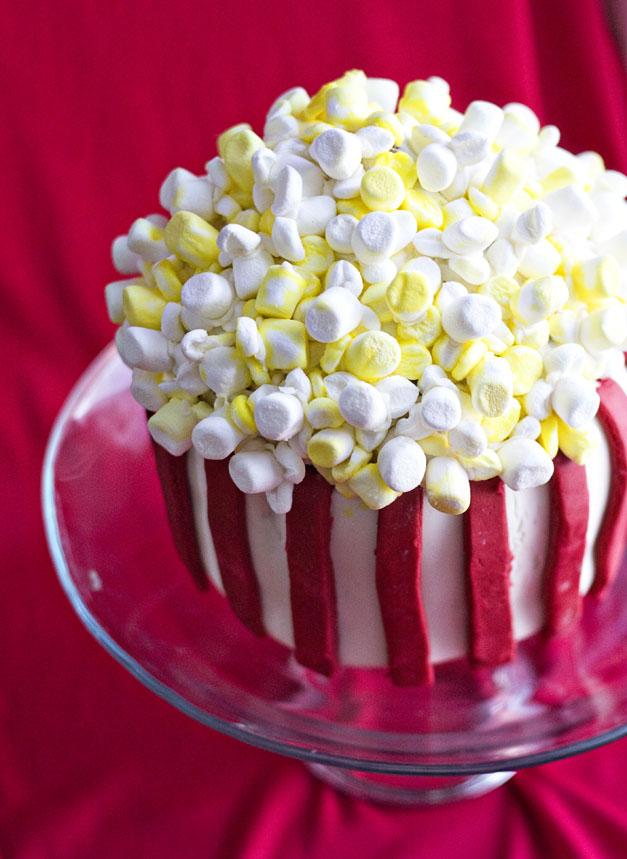 Erica S Sweet Tooth 187 Popcorn Bucket Cake