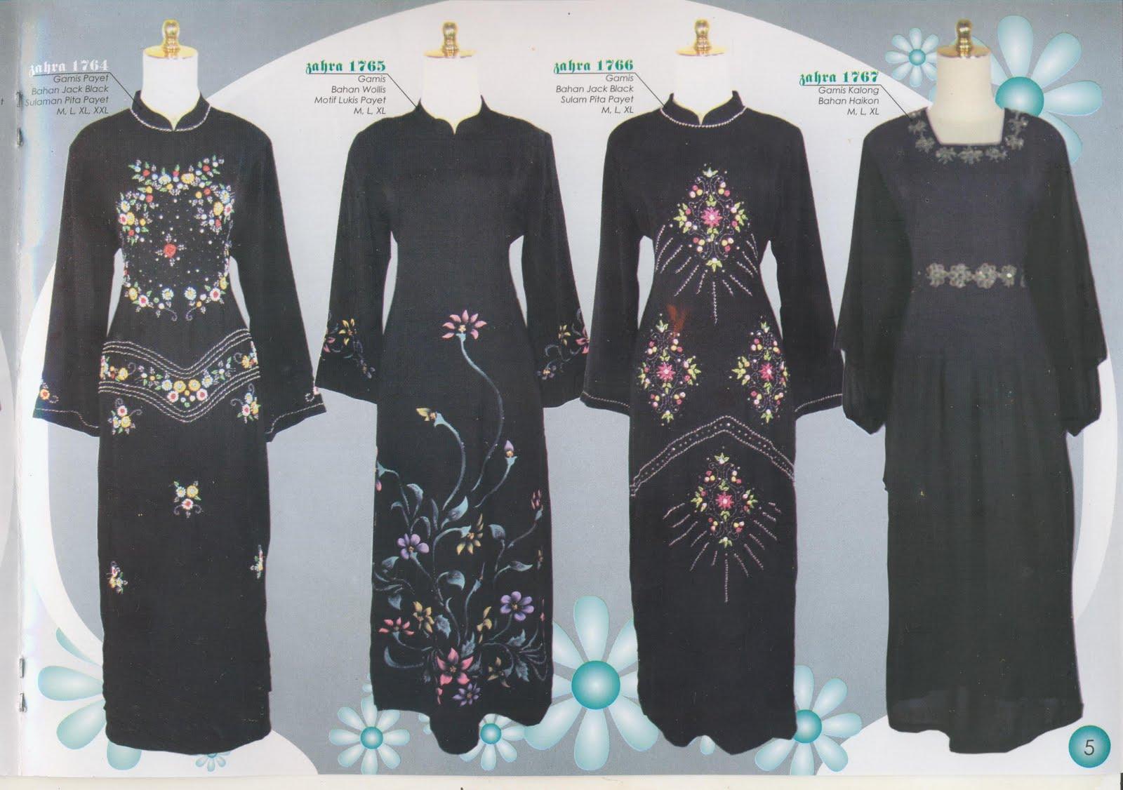 Baju Gamis Keren Online Gamis Murni