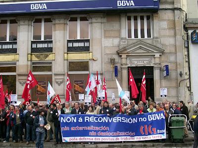 Concentración na Coruña (e II)