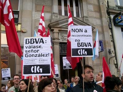 Concentración na Coruña (I)