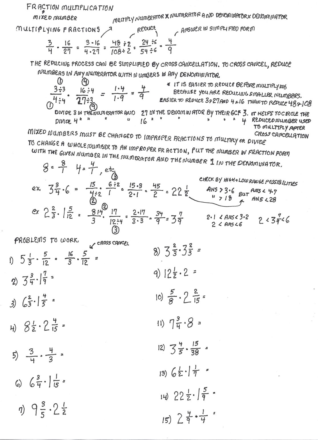 How To Convert Decimals To Fractions Cheat How To