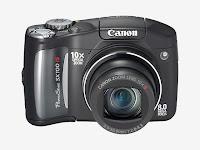 Canon naujiena Canon Powershot SX100 IS