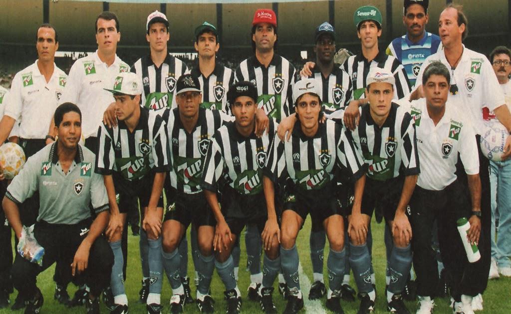 Retrato na Parede  Botafogo 0160e0ad67ec0