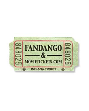 Fake movie tickets for Fake movie ticket template