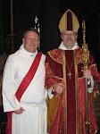 The Bishop & me