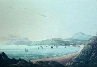 Setúbal, 1818
