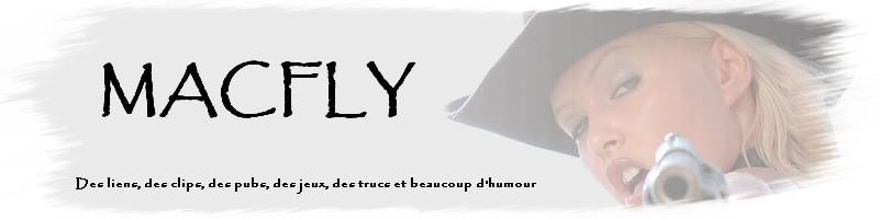 LE BLOG DE MACFLY