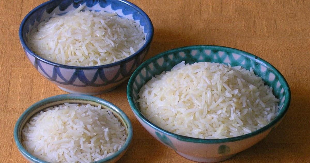 La cocina de siempre arroz blanco aromatizado con ajo y - Comidas con arroz blanco ...