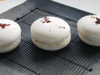 recettes dessert  Macarons pour Noël