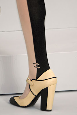 Thumbelina Fashionista :  chanel stockings nylons lycra