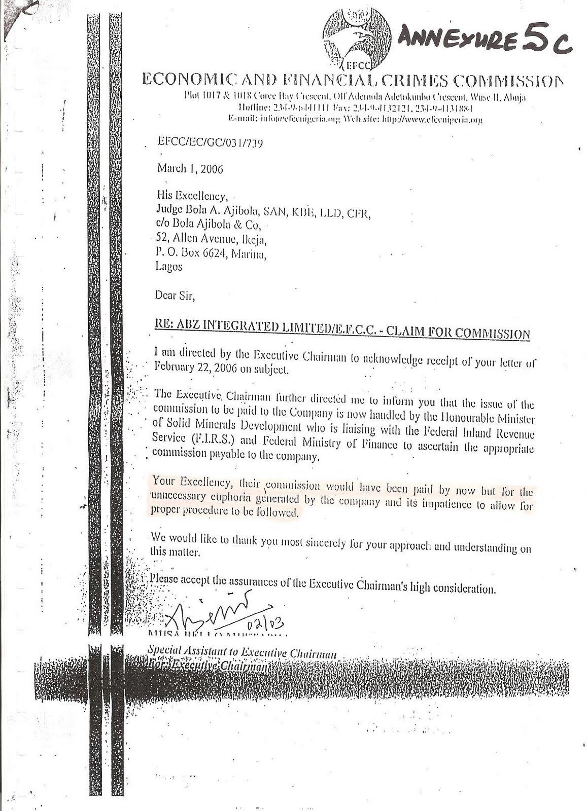 Nigerians Report Online: March 2010