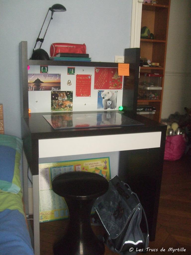 les trucs de myrtille enfin un bureau d 39 colier. Black Bedroom Furniture Sets. Home Design Ideas