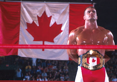 Lance Storm, an underrated wrestler who never got a push he deserved? You tell me.