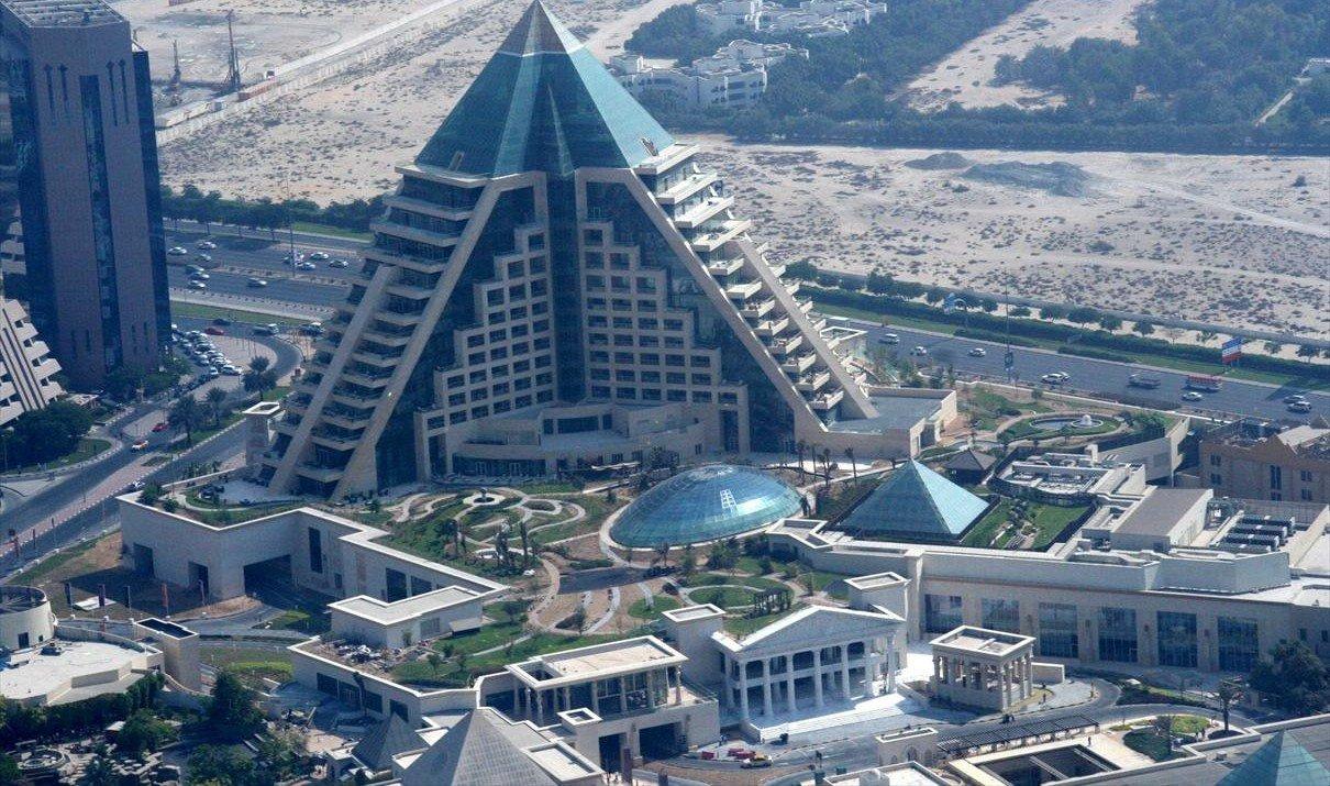 Star Hotels In Dubai Near Dubai Mall