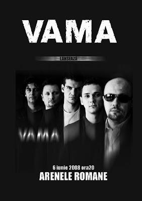 VAMA - Lansare Album - cu amabilitatea trupei VAMA *www.vamamusic.ro