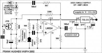 Electro: Membuat Mic Compressor Murmer