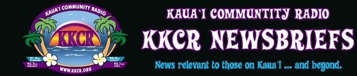 KKCR NewsBriefs